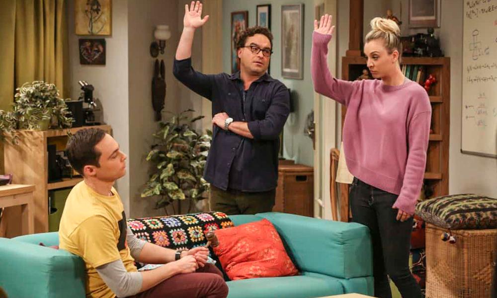 Best TV Neighbors   Big Bang Theory