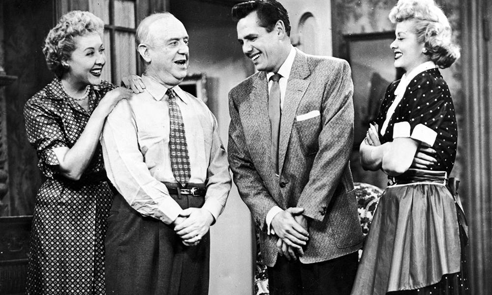 Best TV Neighbors   I Love Lucy