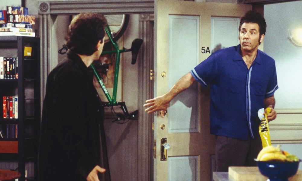 Best TV Neighbors   Seinfeld