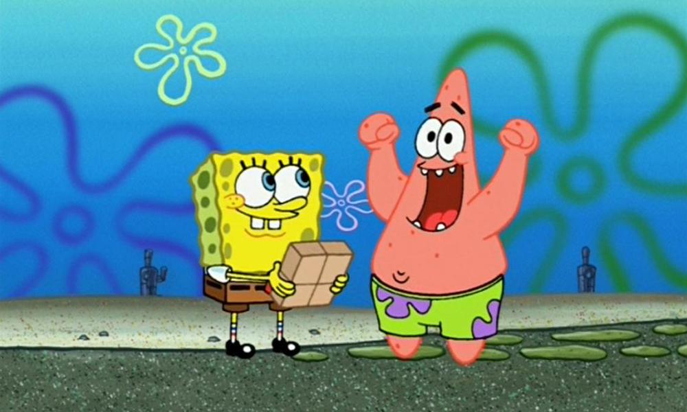 Best TV Neighbors   Spongebob Squarepants