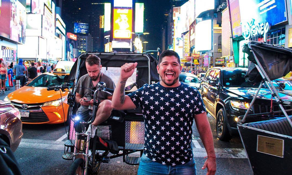 Best Instagram Photo Ops in America | Times Square