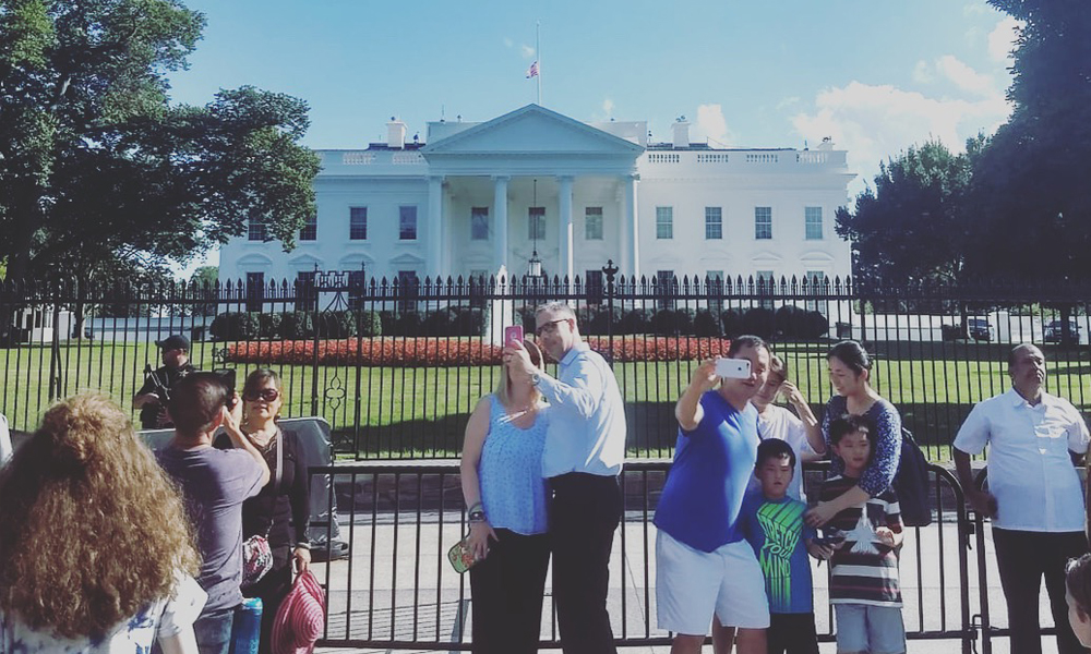 Best Instagram Photo Ops in America | White House
