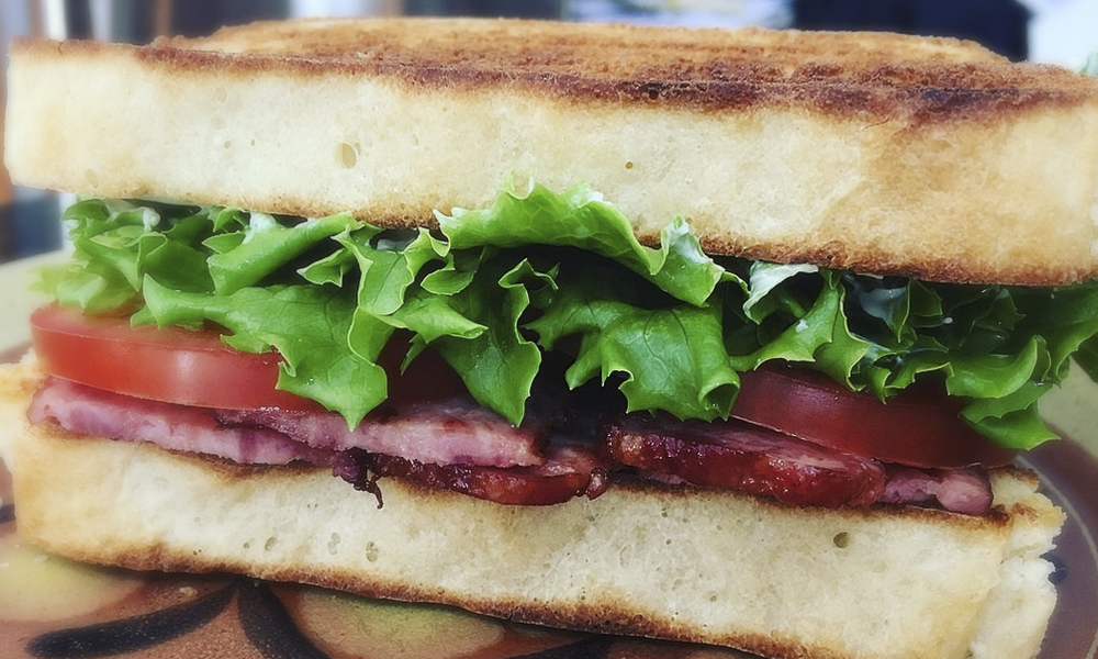 Best Hot Sandwiches | BLT