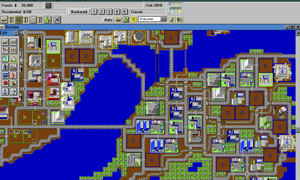 Games that Revolutionized Gaming | Sim City
