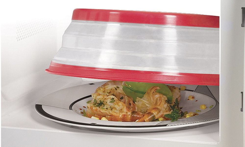Life Hack Products | Microwave Cover