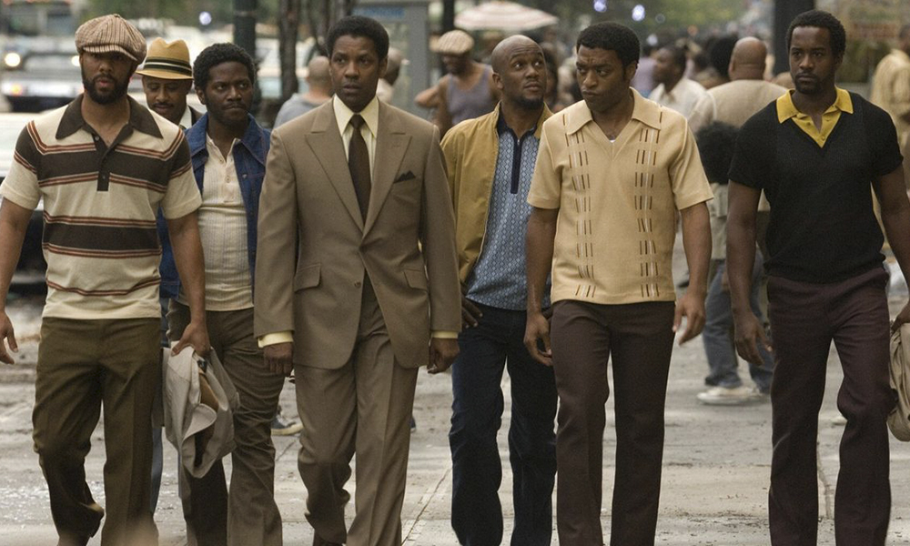 Best Gangster Films - American Gangster