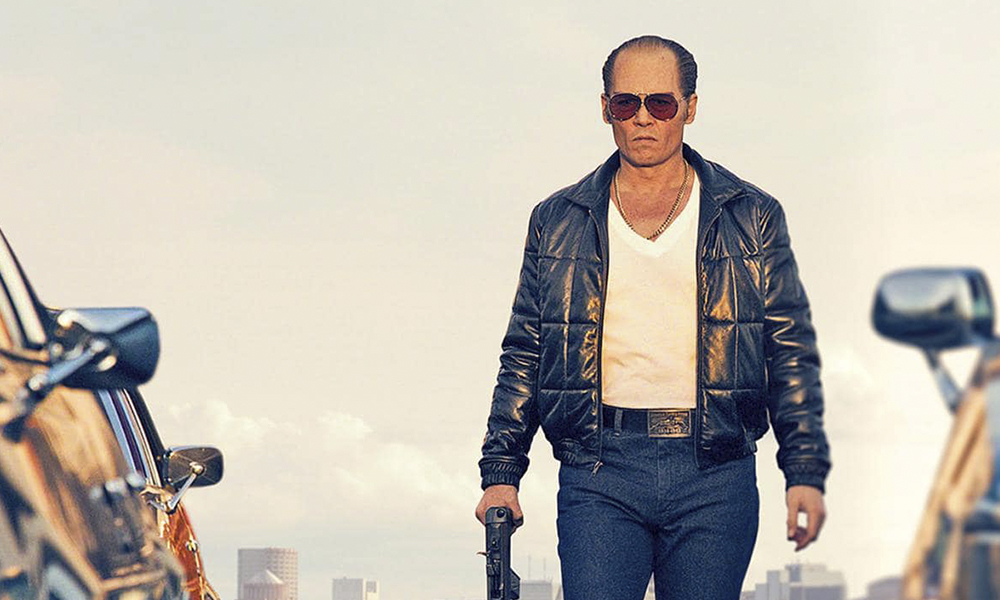 Best Gangster Films - Black Mass