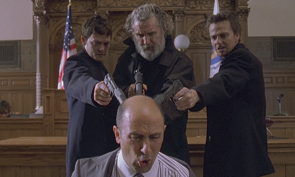 Best Gangster Films - Boondock Saints