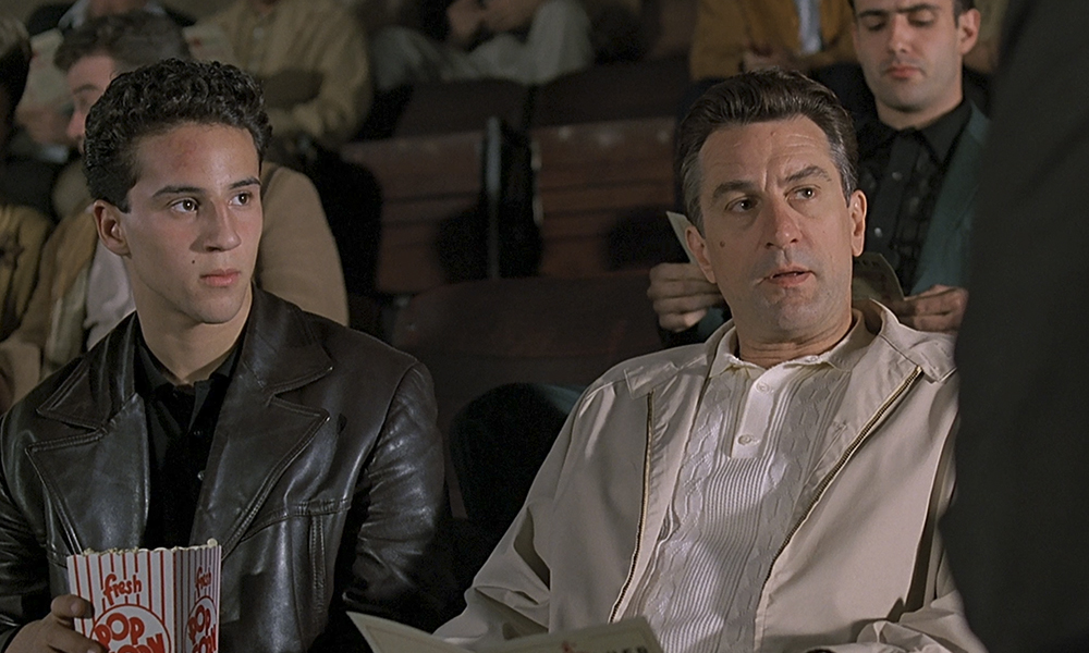 Best Gangster Films - A Bronx Tale