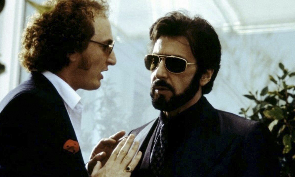 Best Gangster Films - Carlitos Way