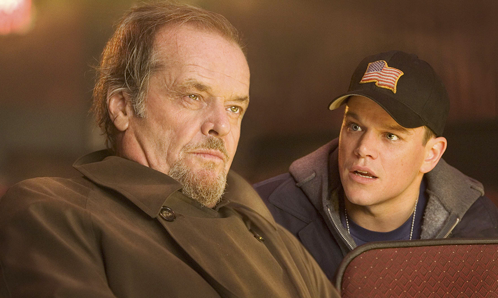 Best Gangster Films - The Departed