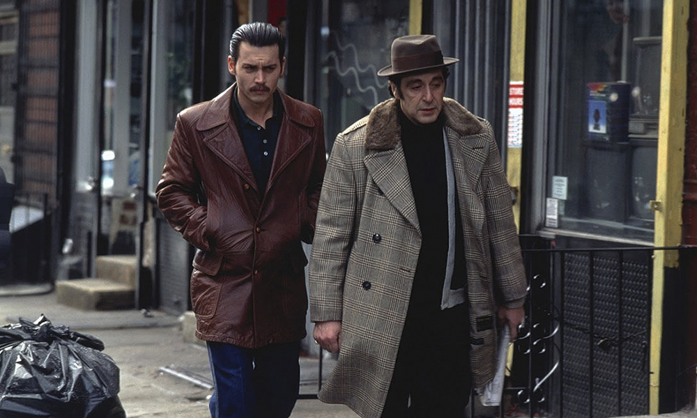 Best Gangster Films - Donnie Brasco