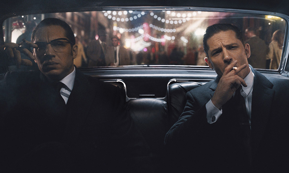 Best Gangster Films - Legend