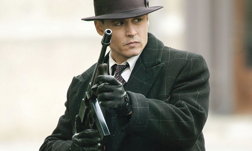 Best Gangster Films - Public Enemies
