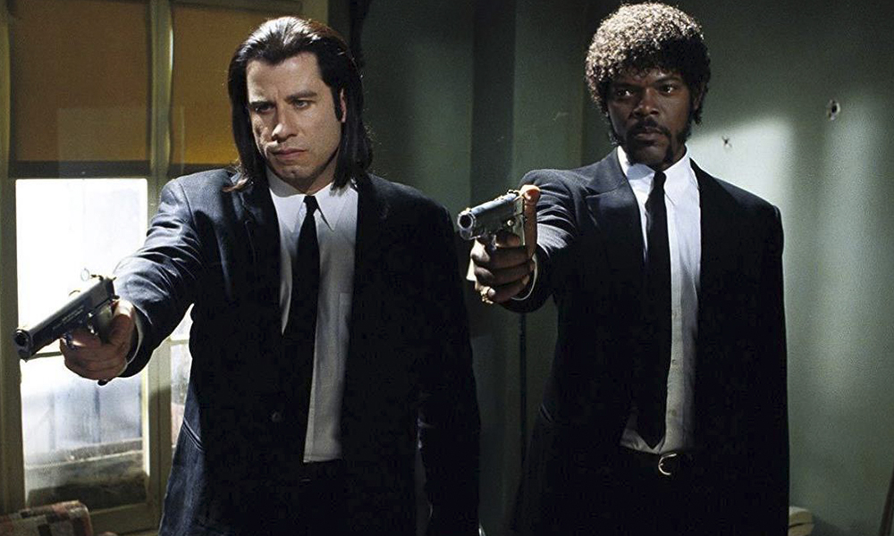 Best Gangster Films - Pulp Fiction