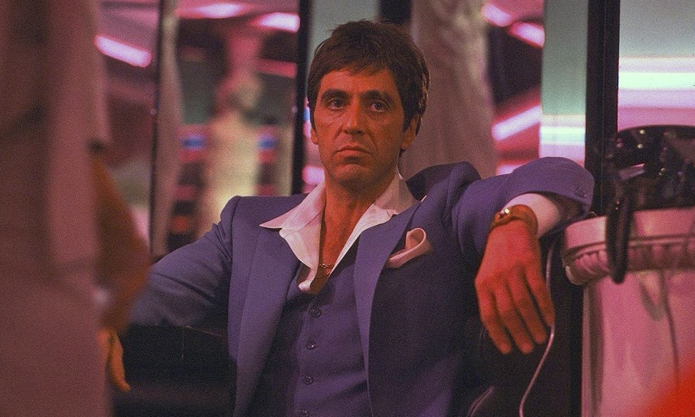 Best Gangster Films - Scarface