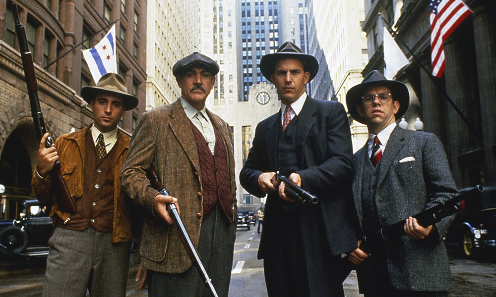 Best Gangster Films - Untouchables