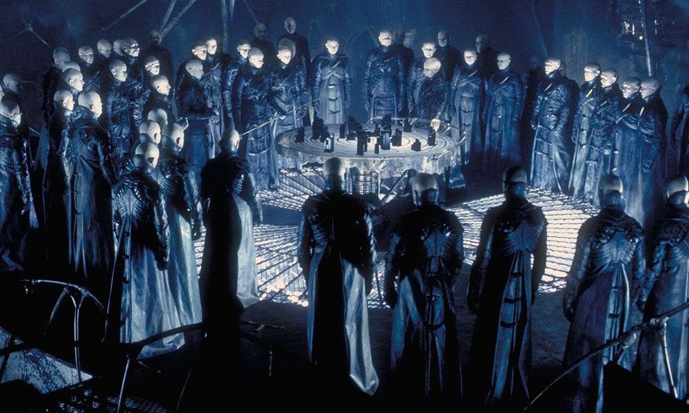 Best Amnesia Movies - Dark City