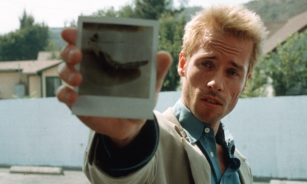 Best Amnesia Movies - Memento