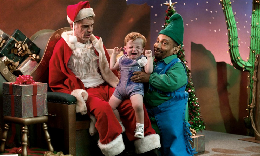 Best Christmas Movies - Bad Santa
