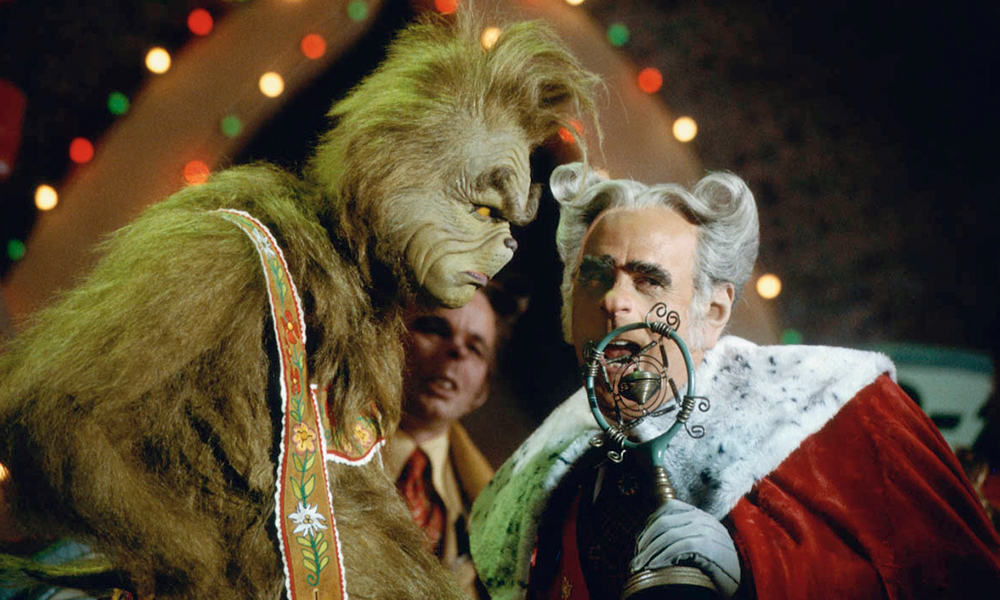 Best Christmas Movies - How the Grintch Stole Christmas