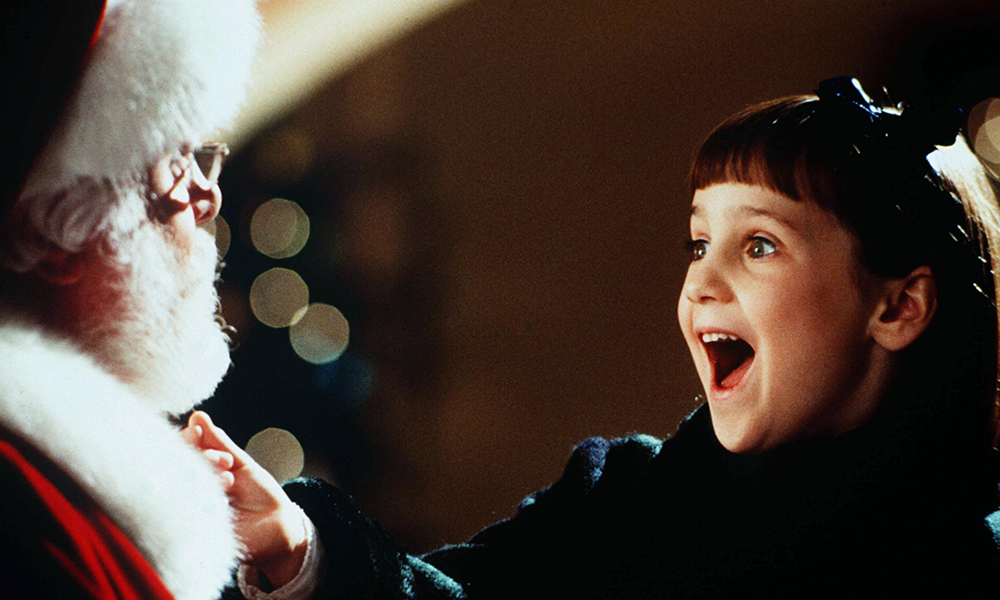 Best Christmas Movies - Miracle on 34th Street