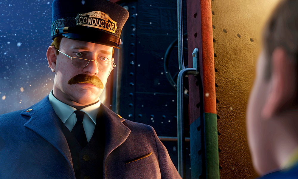 Best Christmas Movies - The Polar Express