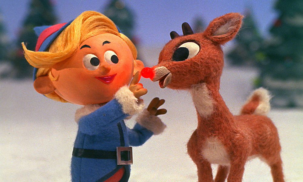 Best Christmas Movies - Rudolph the Red-Nosed Reindeer