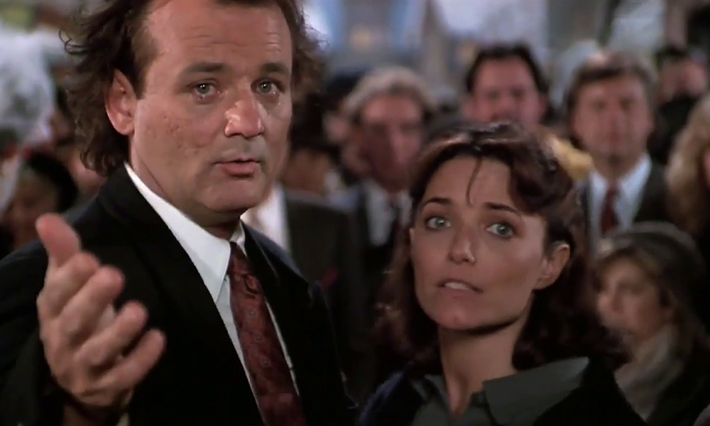 Best Christmas Movies - Scrooged