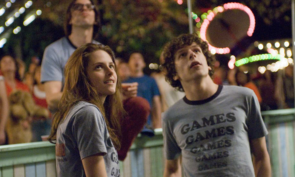 Best High School Angst Movies - Adventureland