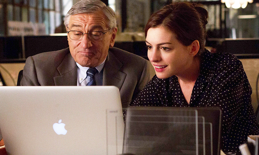 Best Old-Timer Films - The Intern