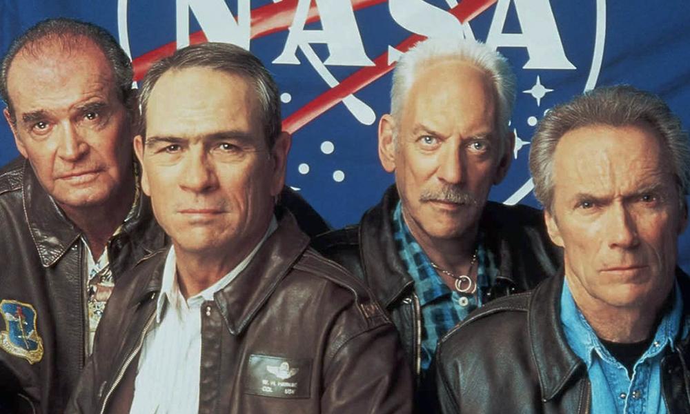 Best Old-Timer Films - Space Cowboys