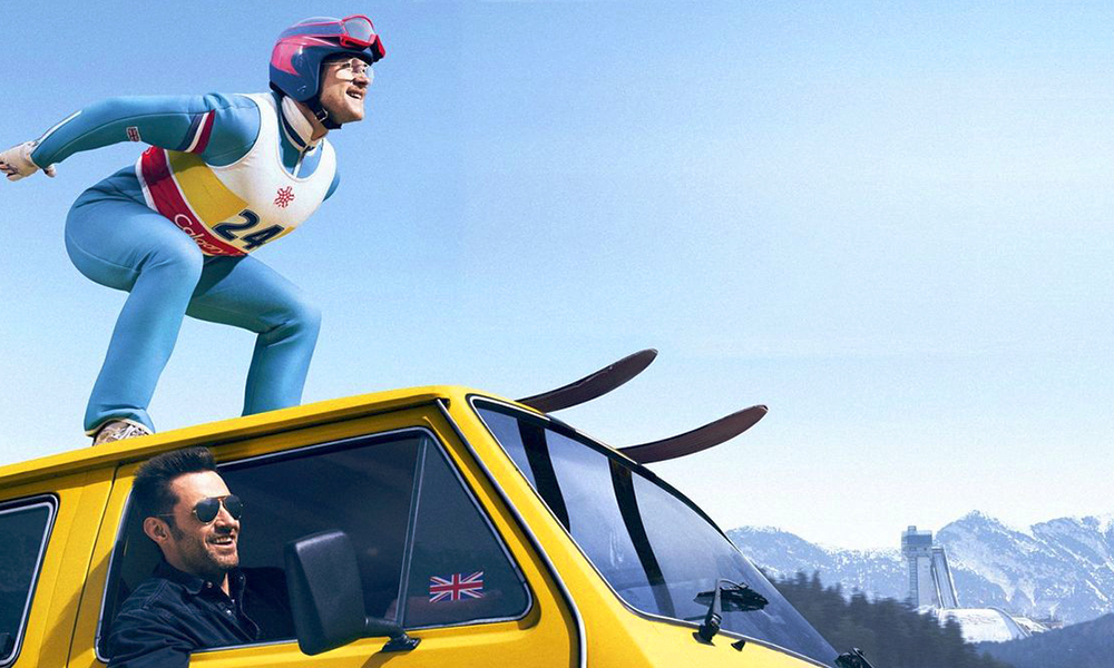 Best Period Sports Movies - Eddie The Eagle