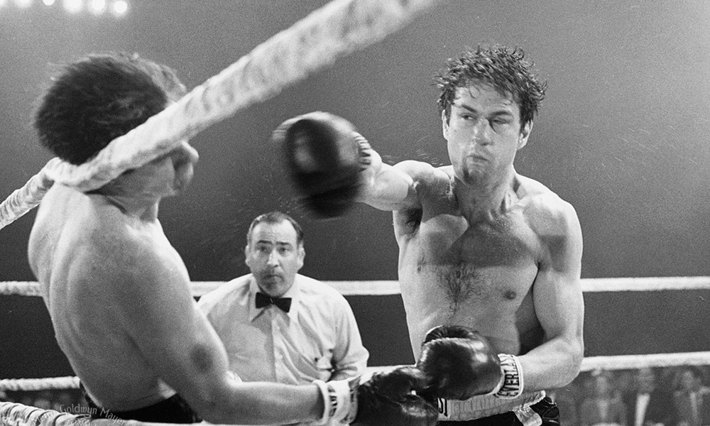 Best Period Sports Movies - Raging Bull