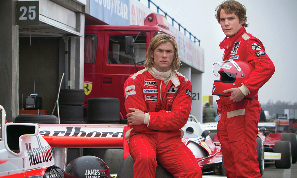 Best Period Sports Movies - Rush