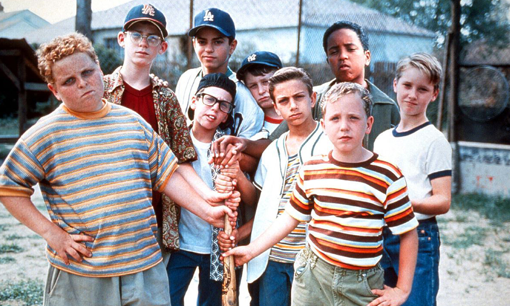 Best Period Sports Movies - The Sandlot