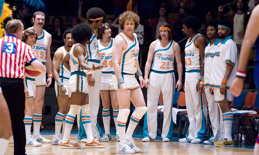 Best Period Sports Movies - Semi-Pro