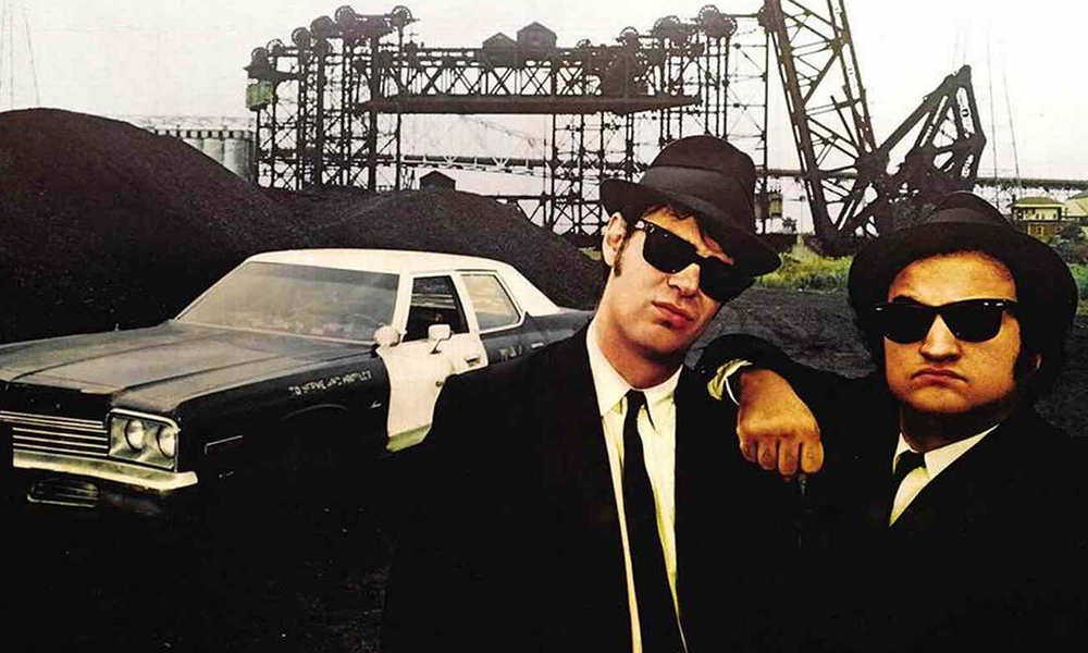 Best Road Trip Movies - Blues Brothers