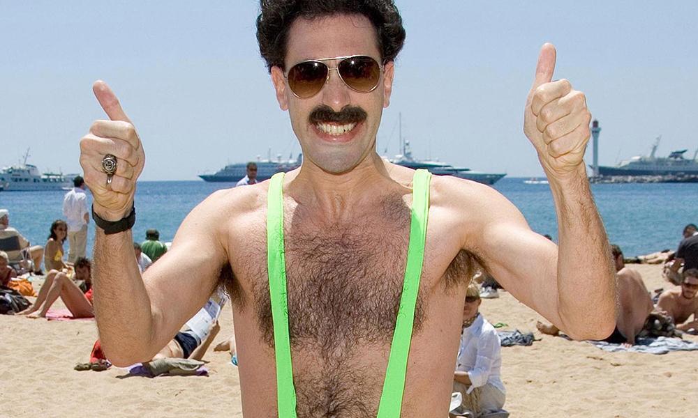 Best Road Trip Movies - Borat