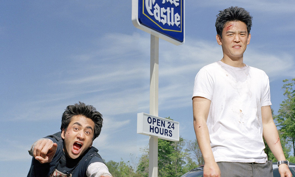 Best Road Trip Movies - Harold and Kumar Go To White Castle