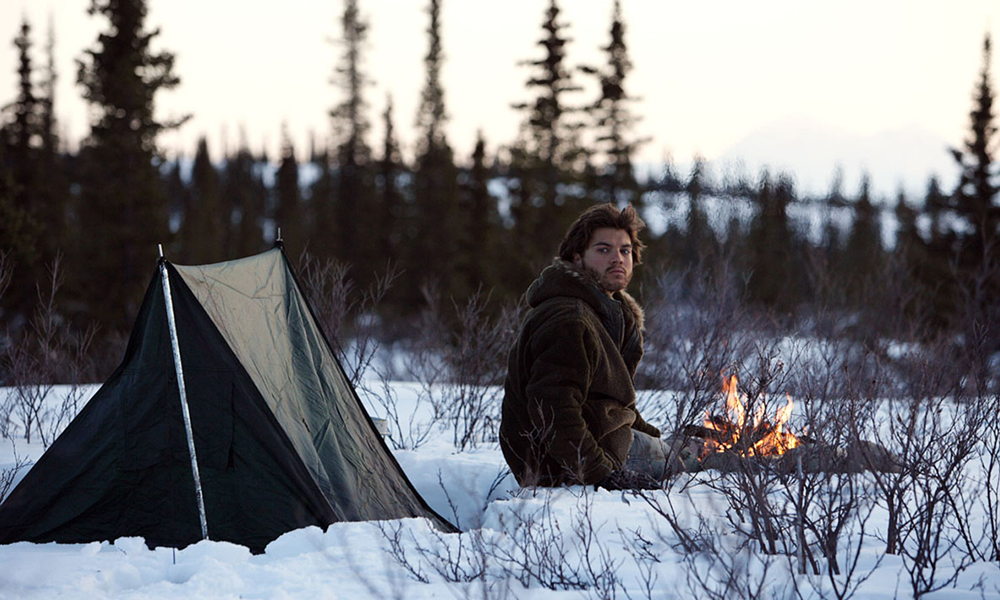 Best Road Trip Movies - Into The Wild