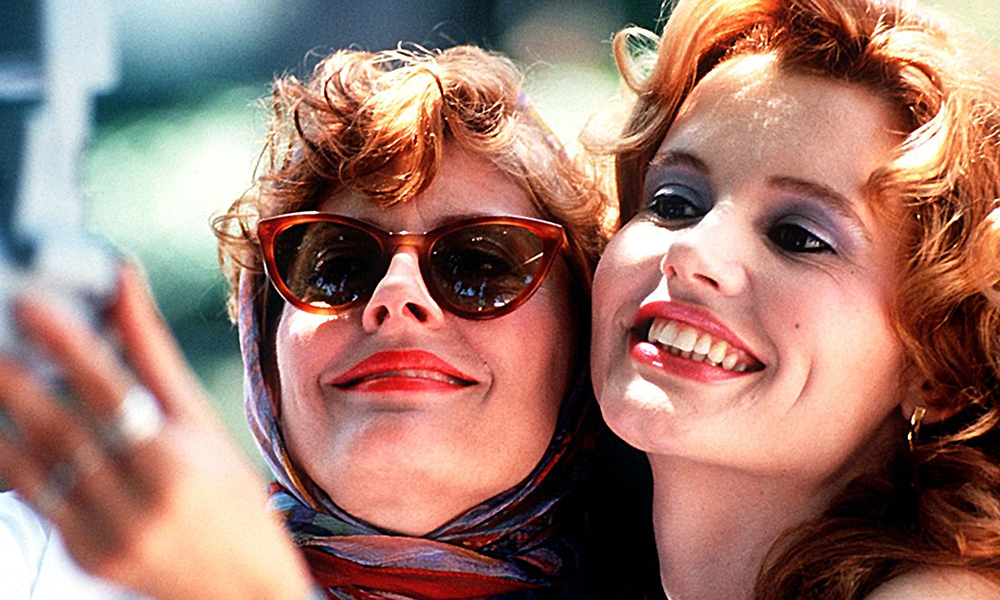 Best Road Trip Movies - Thelma and Louise