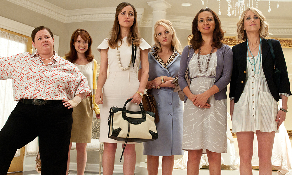 Best Wedding Movies - Bridesmaids