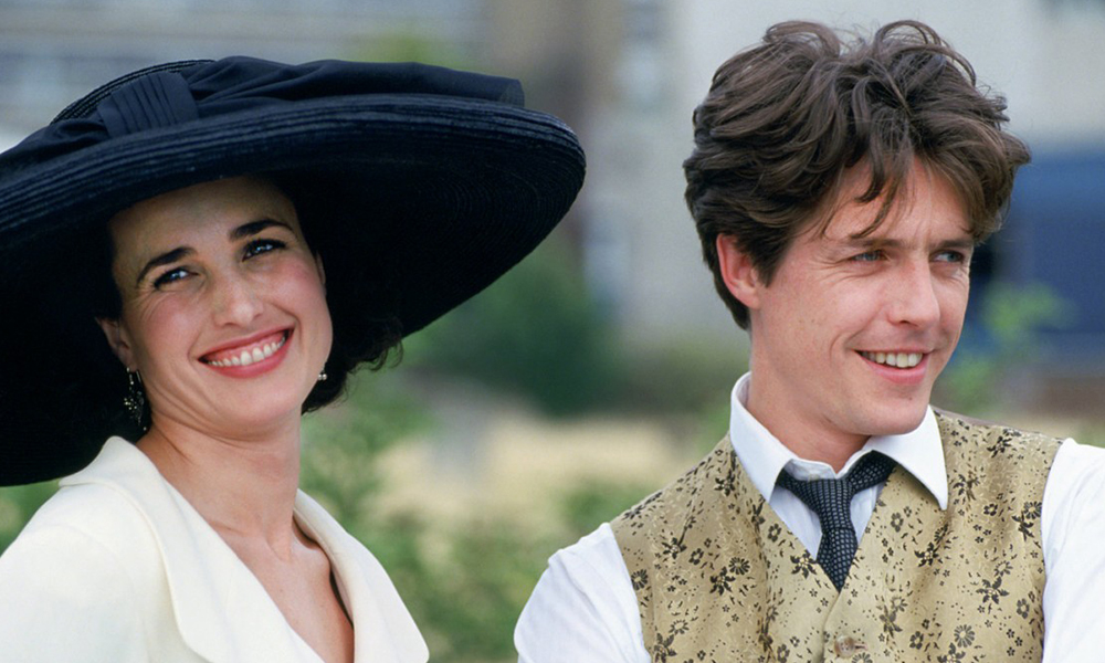Best Wedding Movies - Four Weddings And A Funeral