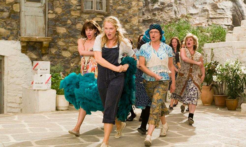 Best Wedding Movies - Mama Mia