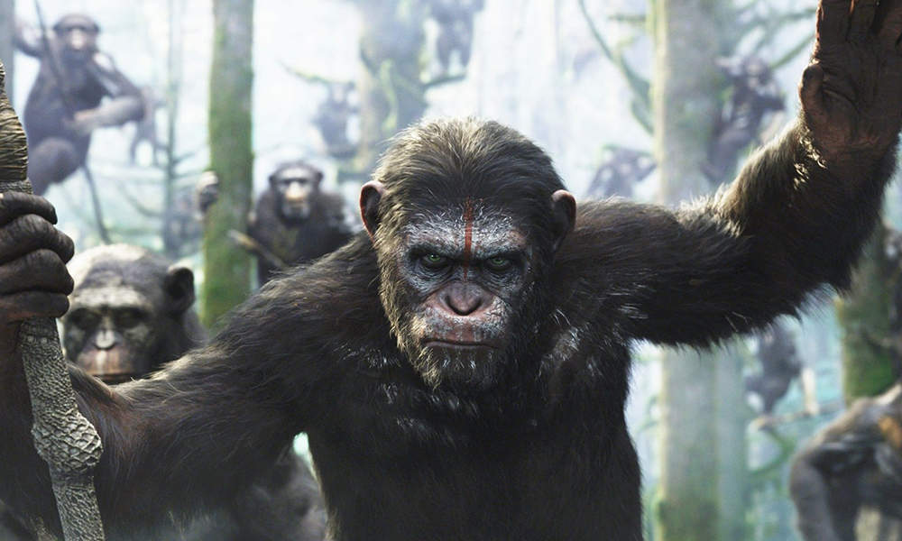 Best 3D Movies - Dawn of the Planet of the Apes