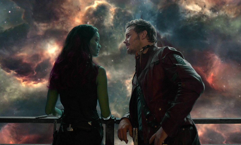 Best 3D Movies - Guardians Of The Galaxy