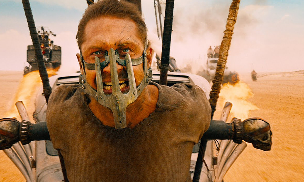 Best 3D Movies - Mad Max Fury Road