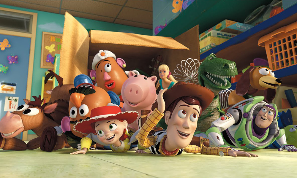Best 3D Movies - Toy Story 3