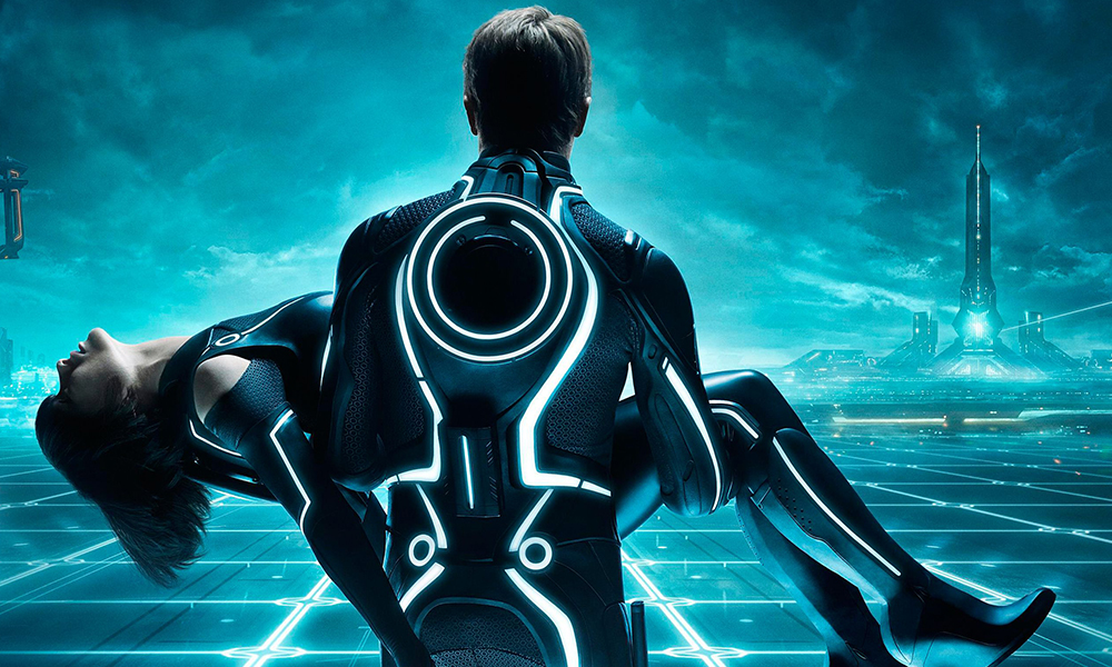Best 3D Movies - Tron Legacy